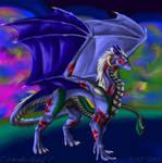 Fierce Deity Dragon