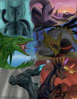 Legendary realisms by CloudsGirl7
