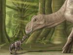 JP: Good Mother Reptile by CloudsGirl7