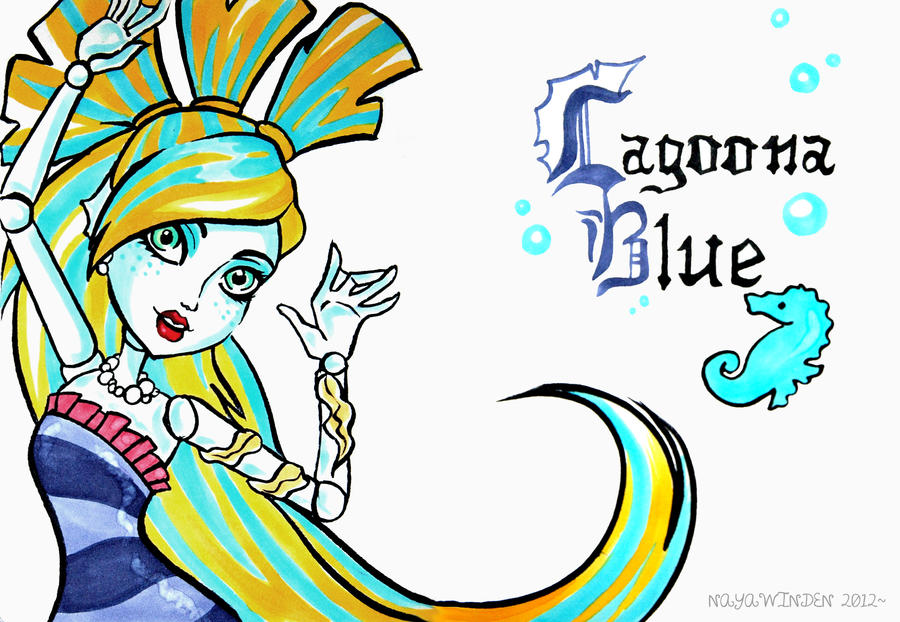 Lagoona Blue Wallpaper By Nayawinden