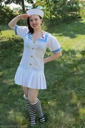 Sailor Honey Lolita by LaMasqueDuMinet