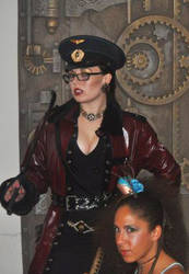 Steampunk Ball -Russian Airship Mistress-