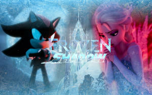 Frozen Shadow (Traditional Wallpaper) by Ultimate-Xovers