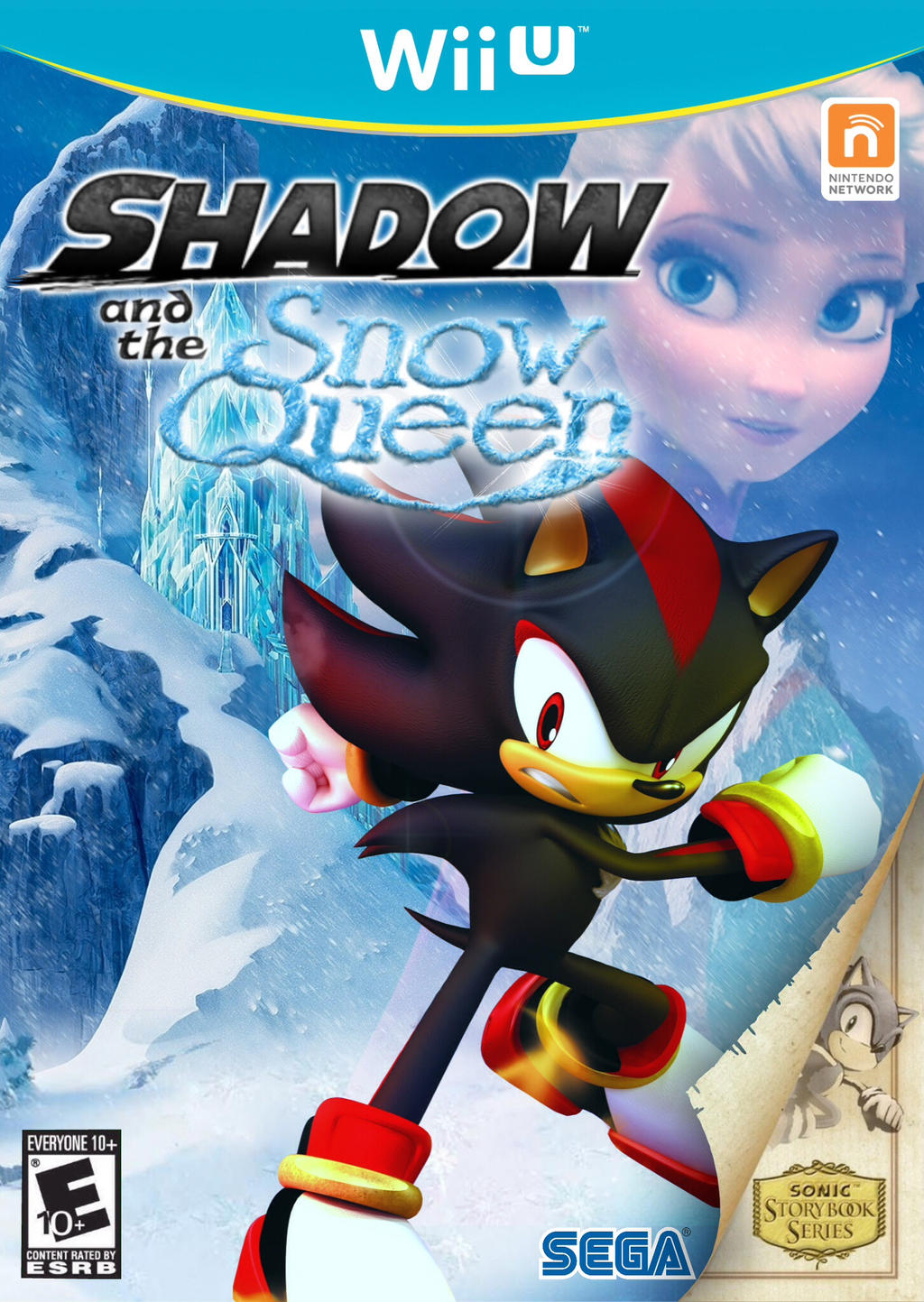 Shadow and the Snow Queen