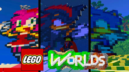 His World, Lego Worlds
