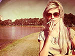 Meeting Paris Hilton by raphos