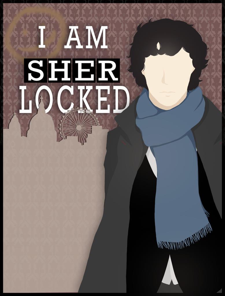 Gift: Sherlock Print Design by NoizRnel