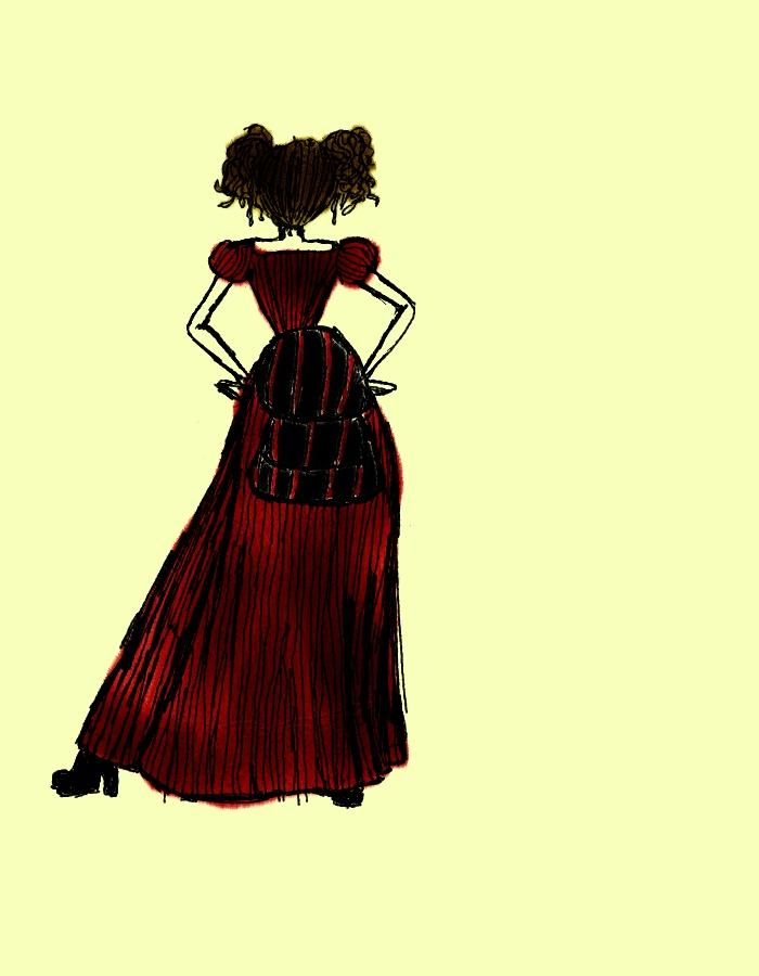 Mrs Lovett Project Colour by Amphata