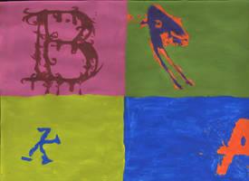 Art Project #7 by Scythena