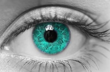 Eye color by Scythena