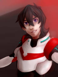 Keith The Red Paladin