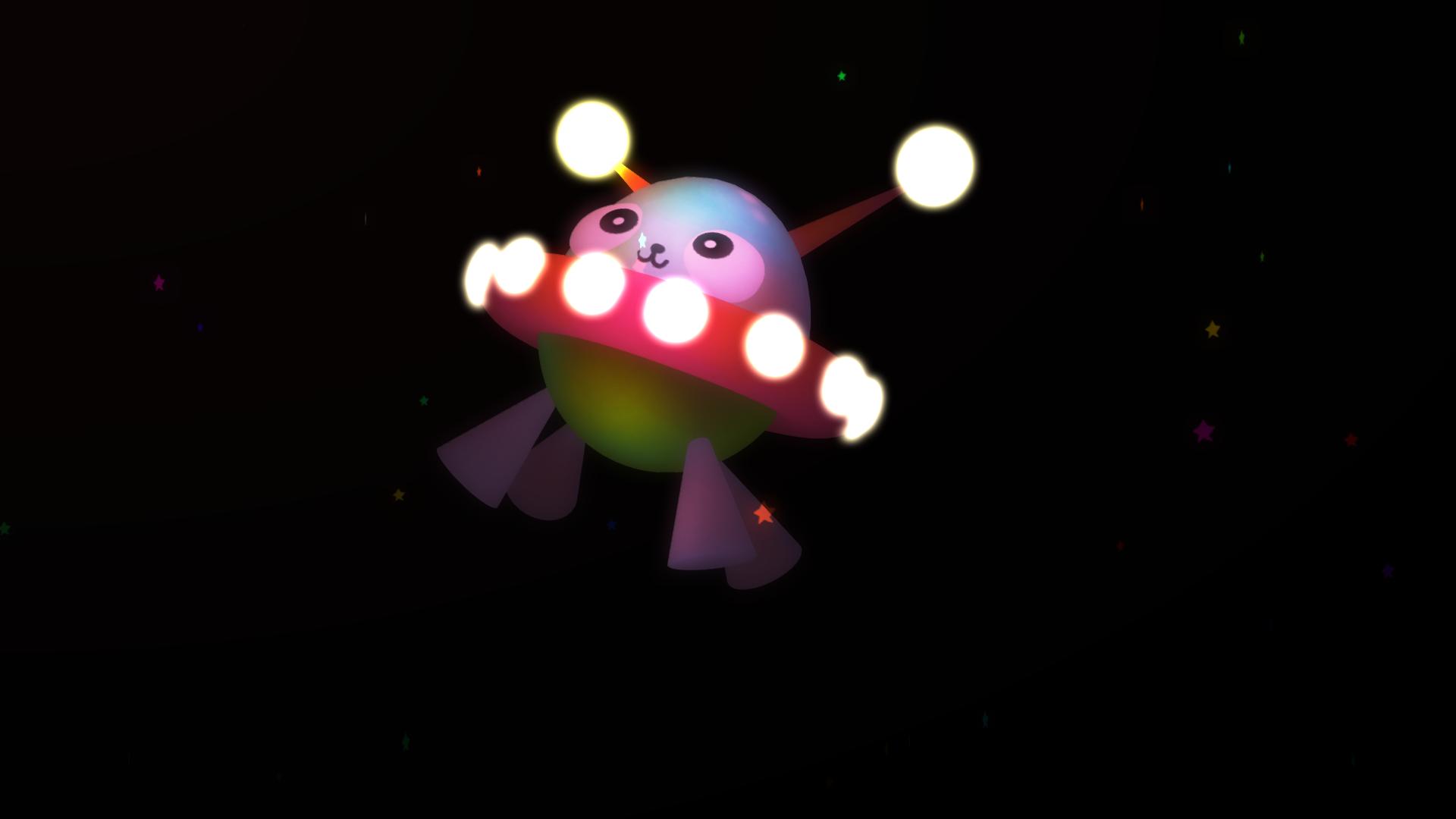 [MMD] UFO