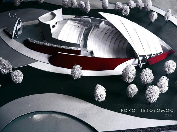Tezozomoc Forum by LegoManiatic
