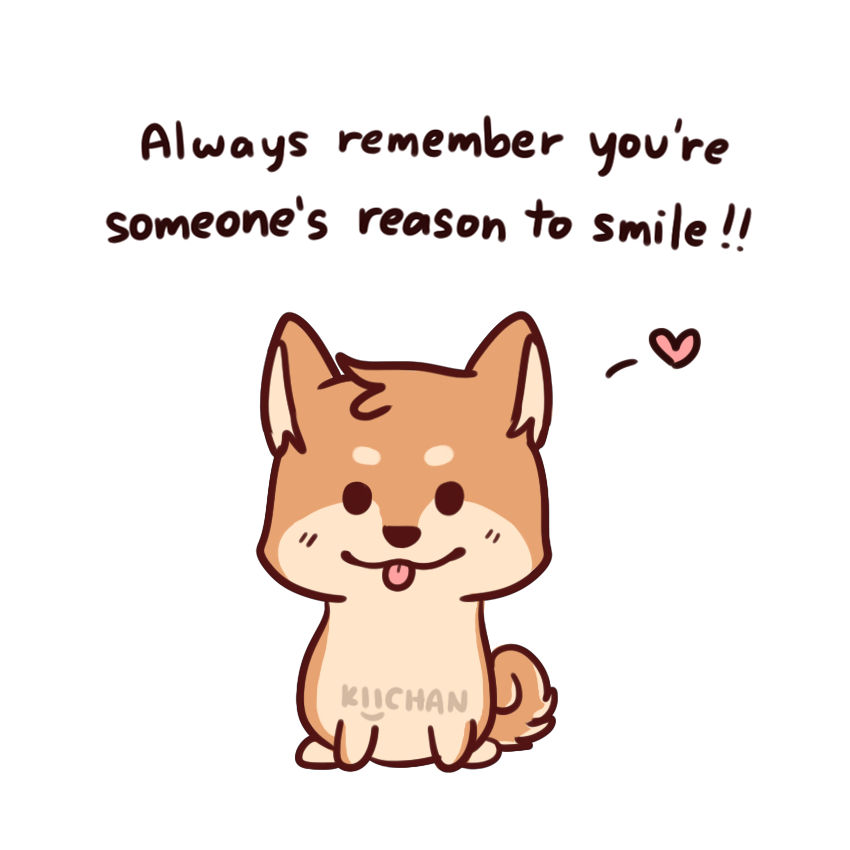 Wholesome Shiba
