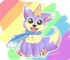 Happy Birthday Azu!