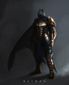 Batman Redesign mage