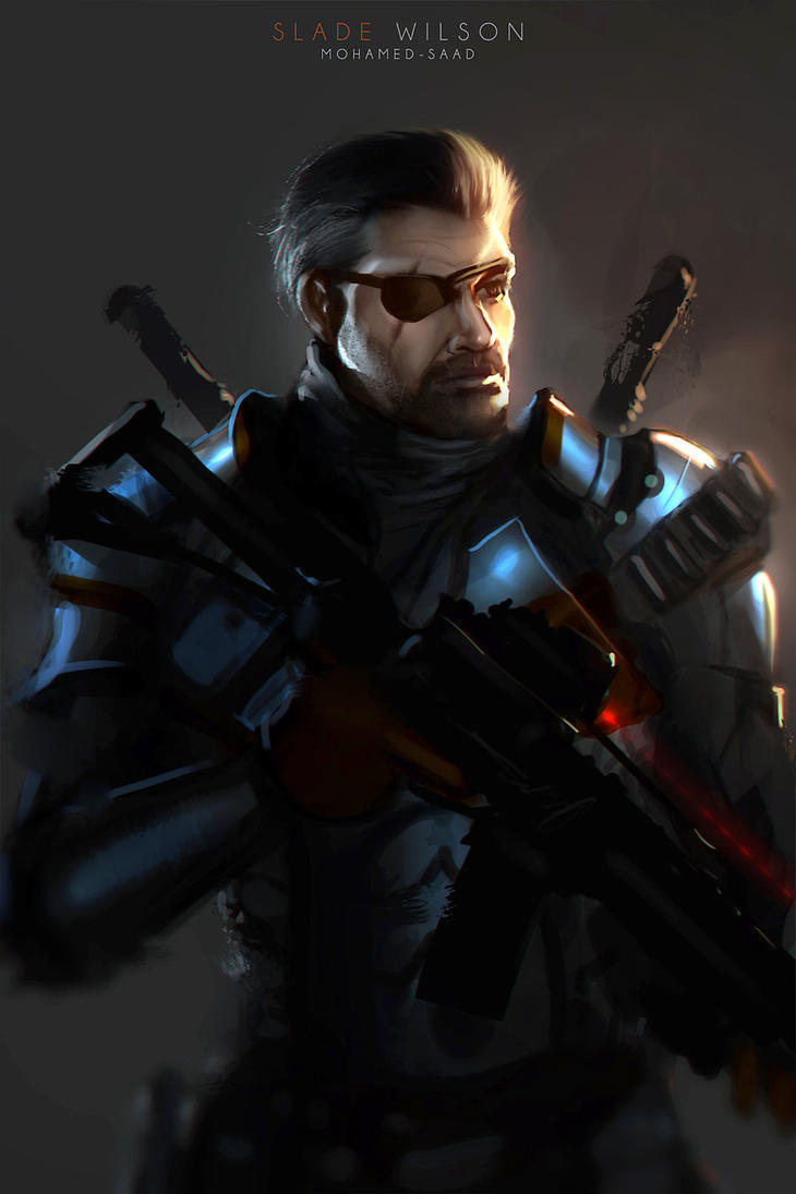 Image Result For Deathstroke And Deads