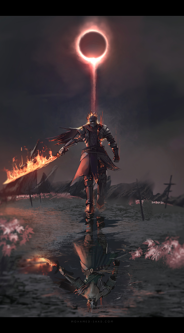 Soul Of Cinder - phase 2 by TheFearMaster