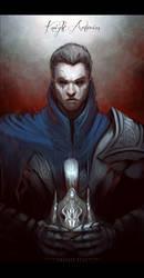 Knight Artorias by TheFearMaster