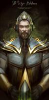 the wuju Bladesman by TheFearMaster