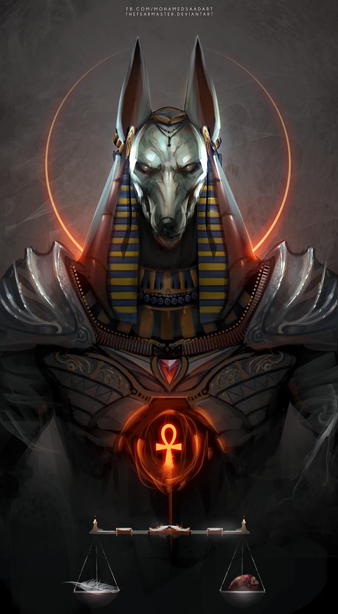 Egyptian Doggo of riperino