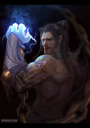 Sylas - the Unshackled by TheFearMaster