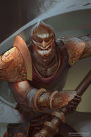 Sun Wukong by TheFearMaster