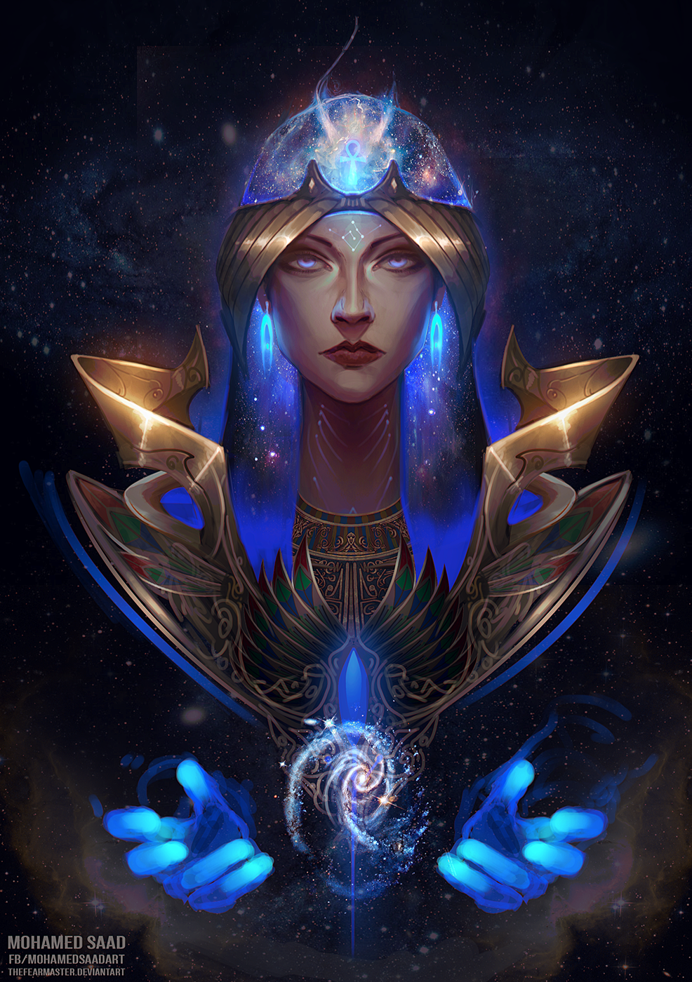 Nut - Goddess of the sky