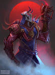 the Virtuoso of the Bloodmoon