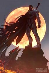 the cursed swordsman
