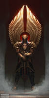 Egyptian Birb Horus
