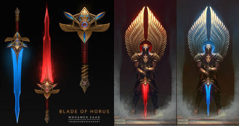 Blades of Horus