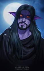 Commission - SulfarNightfall