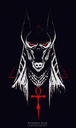 Anubis Shirt Design