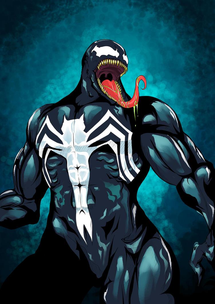 Venom by kevzter