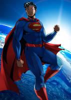 Superman by kevzter