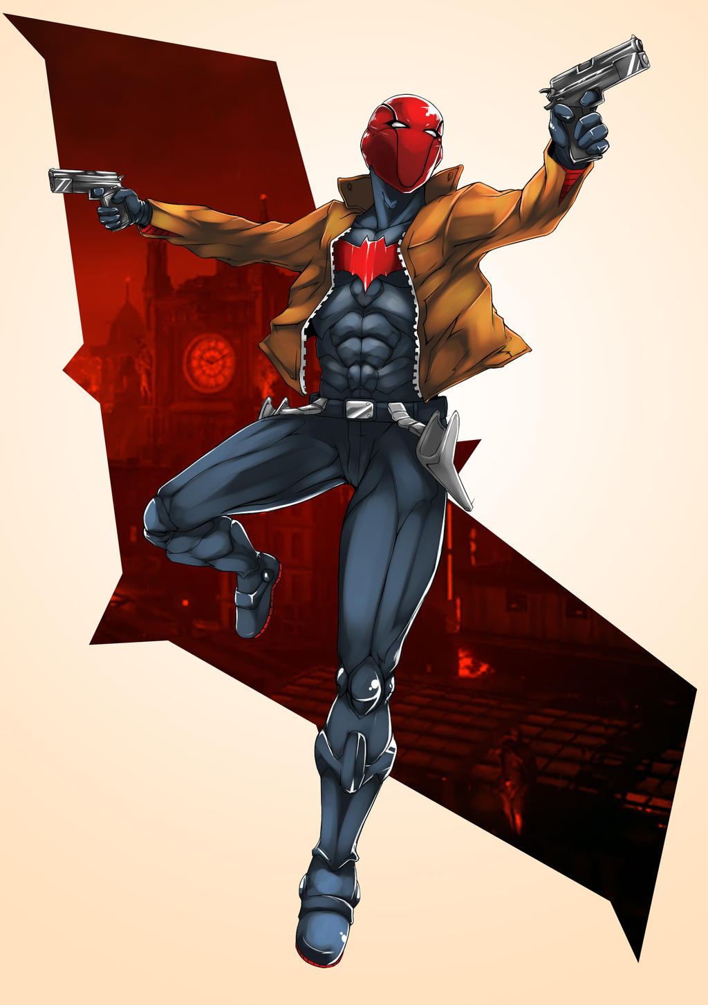 Red hood by kevzter on deviantart red hood by kevzter red hood by kevzter sciox Images