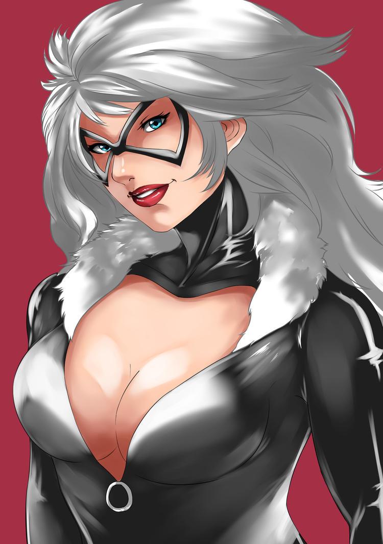Black Cat by kevzter