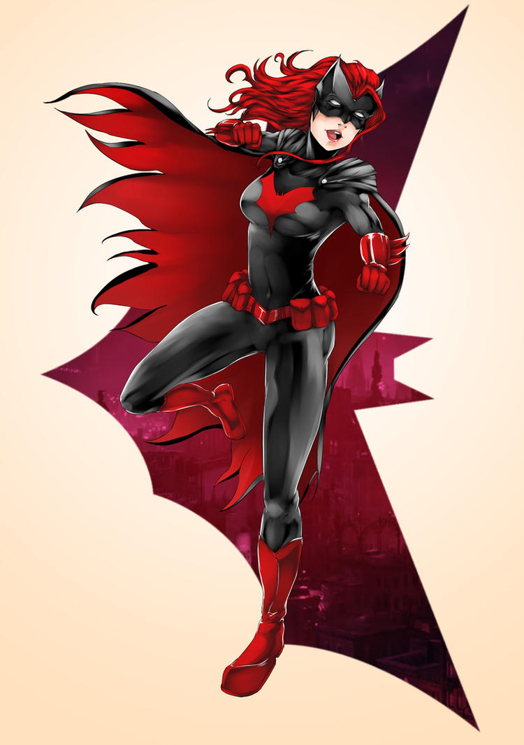 Batwoman by kevzter
