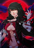 Velvet Crowe by kevzter