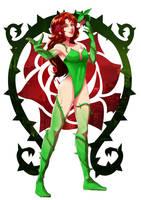 Poison Ivy II by kevzter