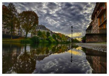 Strasbourg quai des bateliers