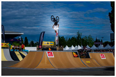 BMX Freestyle - NL 2017
