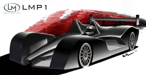 LM-LeMans LMP1 -alternative- by geijutsutekinotenshi