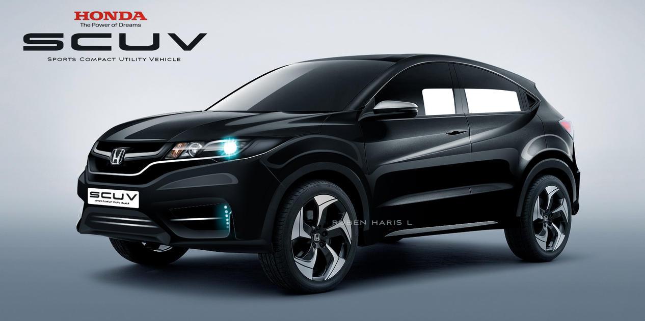 Honda Fit 2015 >> HONDA SCUV by geijutsutekinotenshi on DeviantArt