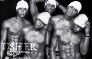 Usher by alyssa-lee