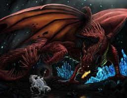 Guardian Dragon by euforia84