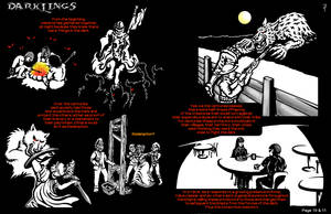 Darklings - Issue 1, Pages 10 - 11 by RavynSoul