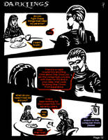 Darklings - Issue 1, Page 12 by RavynSoul