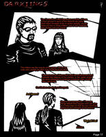 Darklings - Issue 1, Page 17 by RavynSoul